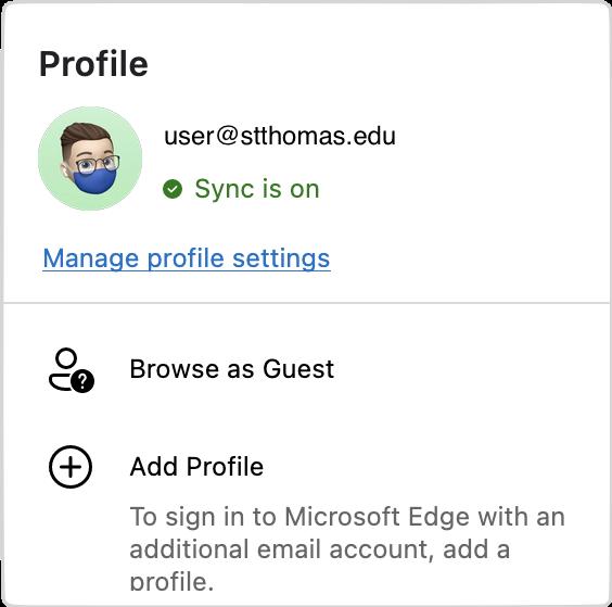 Verify Sync Is On Window